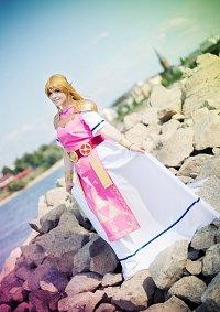 Cosplay-Cover: Prinzessin Zelda [a link between worlds]