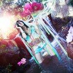 Cosplay: Shiro Yoshiwara ~Lotus Design~