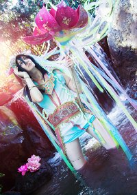 Cosplay-Cover: Shiro Yoshiwara ~Lotus Design~