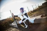 Cosplay-Cover: Lacus Welt