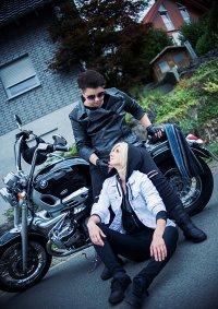 Cosplay-Cover: Yuri plisetsky ~Motor ride ~