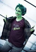 Cosplay-Cover: Beast Boy Casual Version