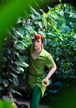 Cosplay-Cover: Peter Pan