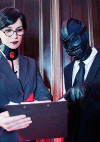 Cosplay-Cover: Ms. Li 【Batman: Under the Red Hood】