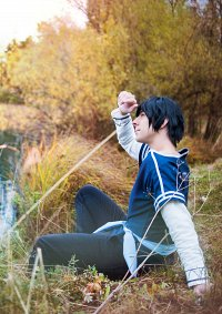 Cosplay-Cover: Kirito (Alicization Starter Outfit)