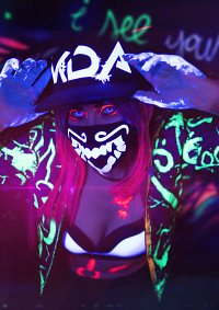 Cosplay-Cover: KD/A Akali [UV]