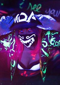Cosplay-Cover: KD/A Akali [UV]