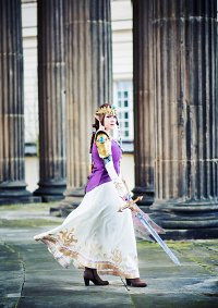 Cosplay-Cover: Princess Zelda - Twilight Princess