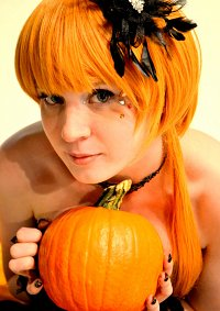 Cosplay-Cover: Pumpkin Princess