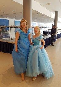 Cosplay-Cover: Cinderella (Realverfilmung)