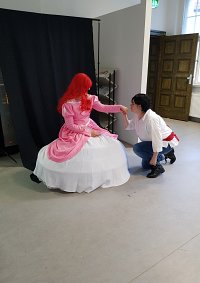 Cosplay-Cover: Disney Prinzessin Arielle