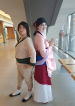 Cosplay-Cover: Ping-male Mulan