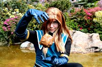 Cosplay-Cover: Jade Curtiss