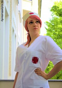 Cosplay-Cover: Nurse Red Heart