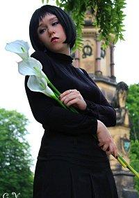 Cosplay-Cover: Hotaru Tomoe (Black Dress)