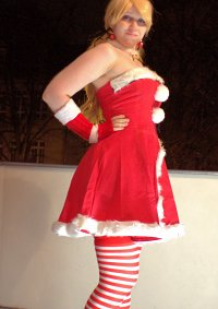 Cosplay-Cover: Marie Rose Christmas Version