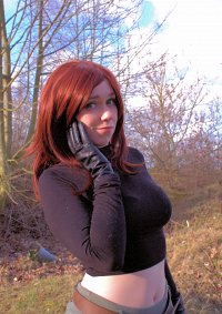 Cosplay-Cover: Kim Possible (Missionsoutfit)