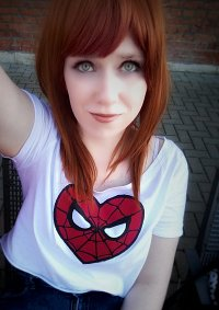 Cosplay-Cover: Mary Jane Watson