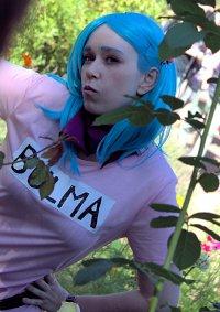 Cosplay-Cover: Bulma Briefs