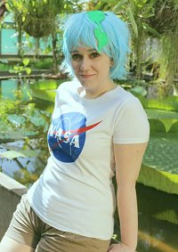 Cosplay-Cover: Earth chan