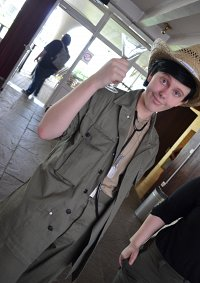 Cosplay-Cover: Hawkeye Pierce //M*A*S*H