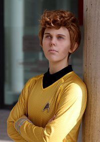 Cosplay-Cover: Ensign Pavel Andreievich Chekov