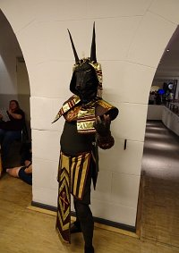 Cosplay-Cover: Anubis