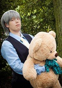 Cosplay-Cover: Akihiko Usami (Junjo Romantica)