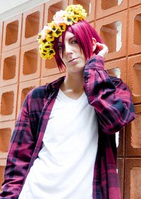Cosplay-Cover: Matsuoka Rin [Flowercrown]