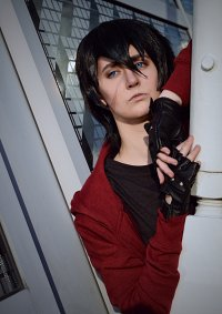 Cosplay-Cover: Keith (casual)