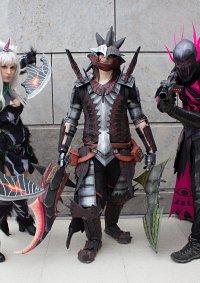 Cosplay-Cover: Oroshi Kirin(Ex Armor)