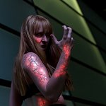Cosplay: Pepper Potts[Extremis Version]
