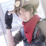 Cosplay: Jesse McCree (young)