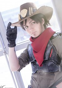 Cosplay-Cover: Jesse McCree (young)