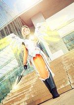 Cosplay-Cover: Mercy [Dr. Angela Ziegler]
