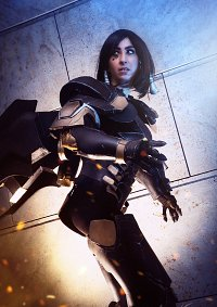 "Cosplay-Cover: Fareeha ""Pharah"" Amari"