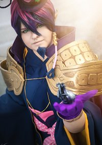 Cosplay-Cover: Mephisto Pheles - Card Game [メフィスト・フェレス]