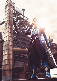 Cosplay-Cover: Jack Morrison