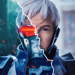 Cosplay: Soldier: 76