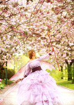 Cosplay-Cover: Card Captor Sakura (Schmetterlingsprinzessin)
