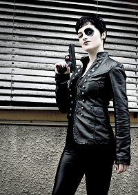 Cosplay-Cover: Domino