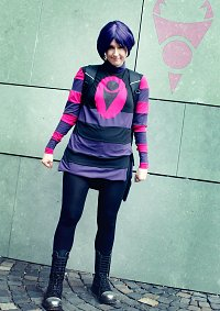 Cosplay-Cover: Invader TAK (human form)