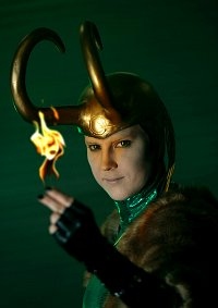 Cosplay-Cover: Loki