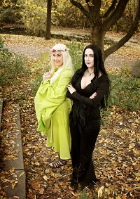 Cosplay-Cover: Morticia Addams [The Addams Family]