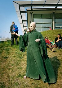 Cosplay-Cover: Lord Voldemort