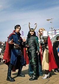 Cosplay-Cover: Loki [Ragnarok]