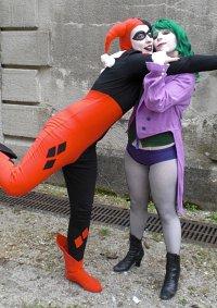 Cosplay-Cover: Joker (weiblich)