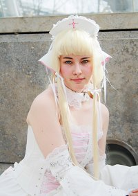 Cosplay-Cover: Chi white Angel