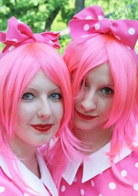 Cosplay-Cover: Pink Toadstool Twin(s)