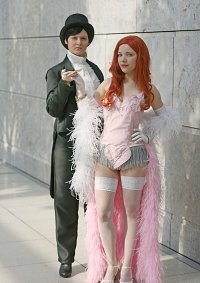 Cosplay-Cover: Satine (Moulin Rouge)